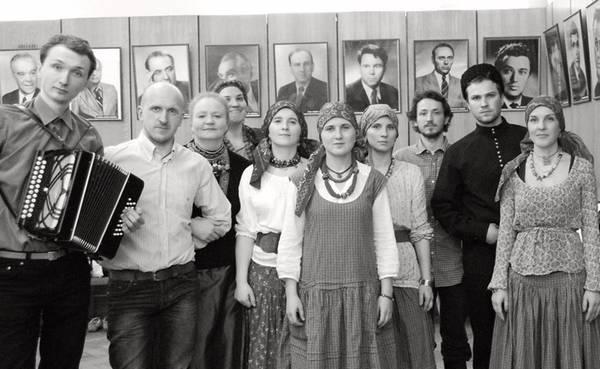 Ансамбль русской традиционной музыки Ромода